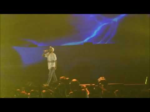 Chris Brown - Paradise live - One hell of a nite tour Sweden Ericsson Globe 2016