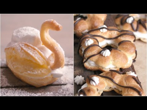 3 delicious Reasons To Tackle Choux pastry