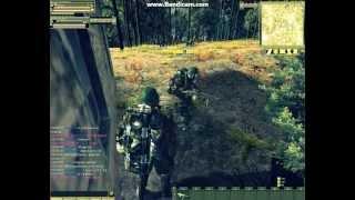 Боец в Stalker ONLINE
