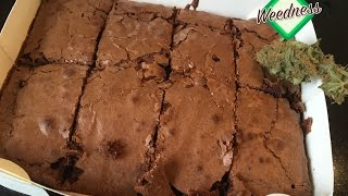 How to make Pot Brownies - Cannabis Brownies zubereitung