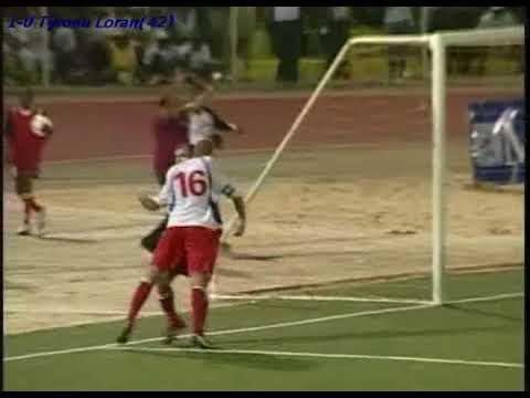 QWC 2010 Netherlands Antilles vs. Nicaragua 2-0 (26.03.2008)
