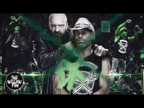 """WWE D-Generation X Theme Song """"Are You Ready?"""" 2018 ᴴᴰ [OFFICIAL THEME]"""