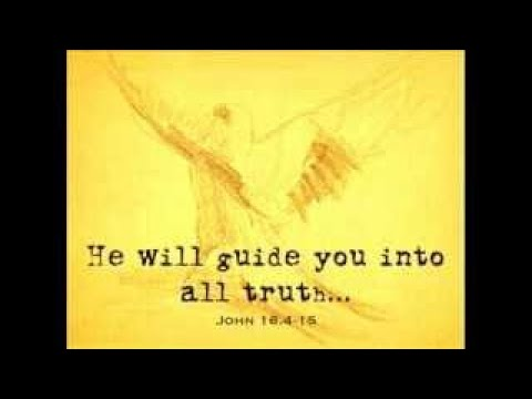 Devotional The Ministry of the Holy Spirit Your Guide/Leader 2
