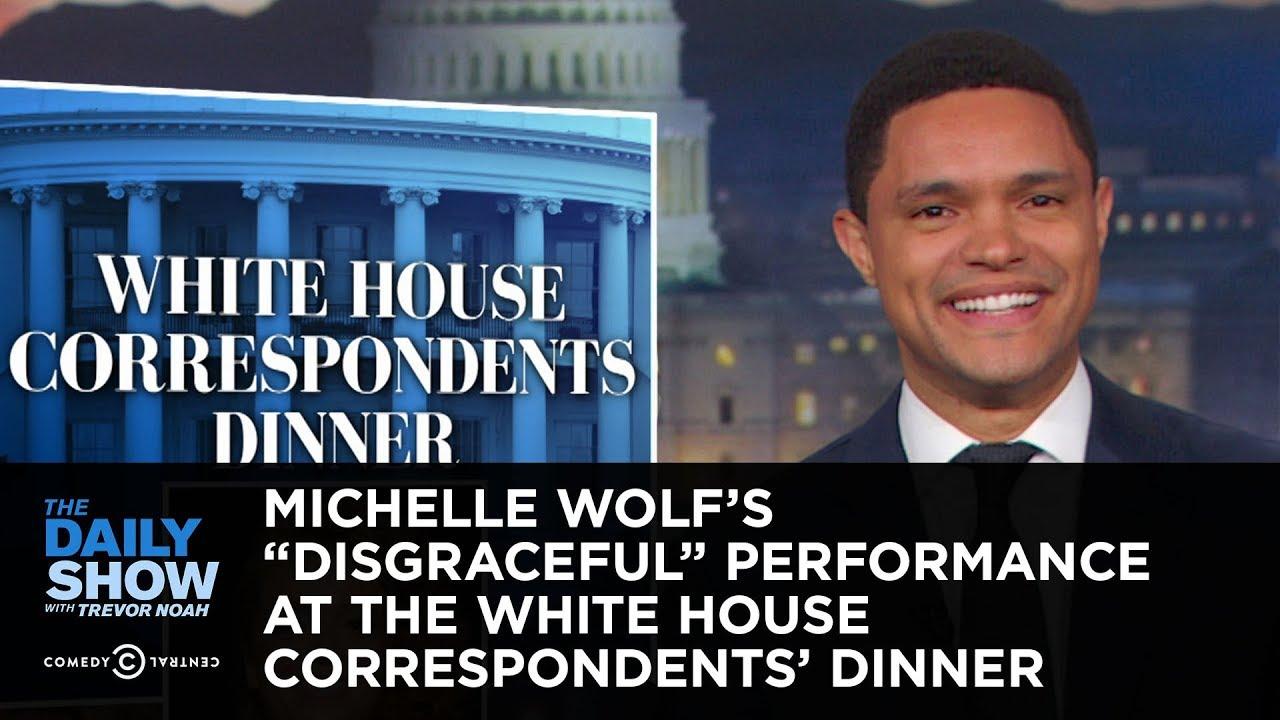 Michelle Wolf's