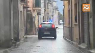 Ladri in azione a Montoro: il video choc