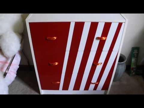 KFC Stripes Dresser Video