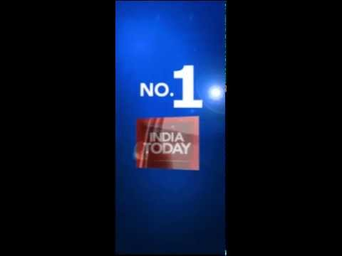 India Today Television rated No. 1 in India