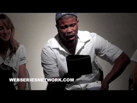 : 'ER'  'White Collar' Actor Sharif Atkins Plugs His New Web Series 'The New 20s'