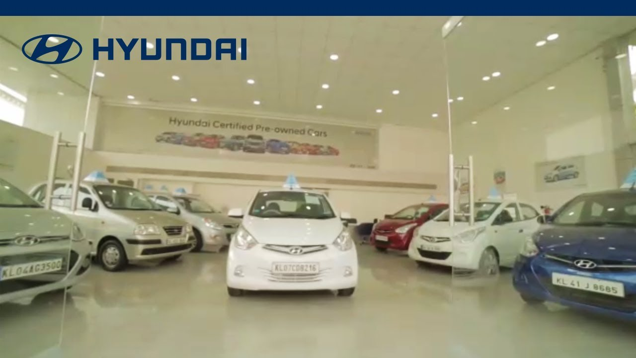 Buy & Sell Hyundai Pre-owned Cars | H Promise India