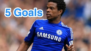 Loic Remy - First 5 Goals for Chelsea FC - HD