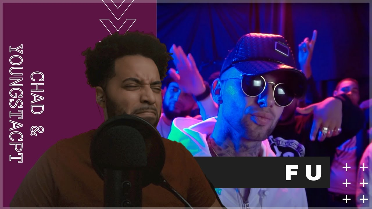 Download CHAD - F U FT. YOUNGSTACPT (OFFICIAL MUSIC VIDEO) [REACTION] | THE FRENCH GUY 🇫🇷 REACTS TO  🇿🇦 MUSIC