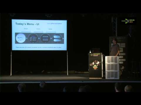 #droidconDE 2015: Martin Knudsen – Android Wear for beginners: A lunch tracker app on YouTube