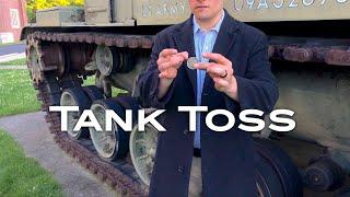 Tank Toss - a coin magic trick from Shir Soul Magic