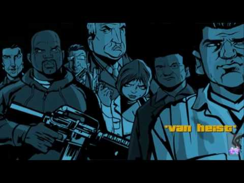 Let's Stream Grand Theft Auto 3 #3 - Police Robbery