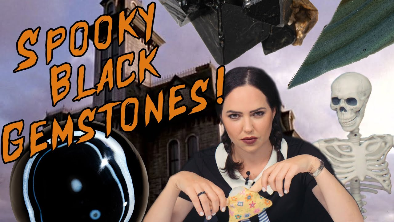 Black Gemstones | Unboxing