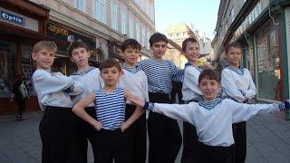 Эстрадный балет Экситон. (Dance super!). Флотский танец.