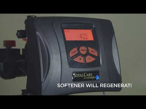 WaterCare - Manual Regeneration