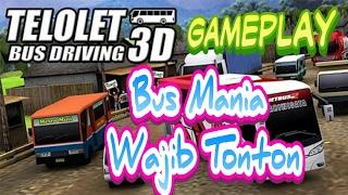 Telolet Bus Driving 3D ||  Gameplay - Beller Gaming screenshot 3