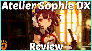 Review: Atelier Sophie: The Alchemist of the Mysterious Book DX (Reviewed on PS4, also on Switch/PC) (Video Game Video Review)