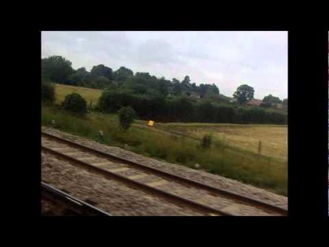 class 317 Cambridge-Whittlesford Parkway