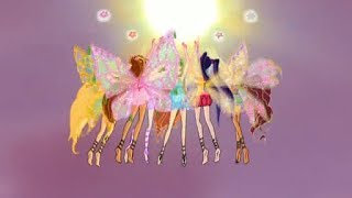 "Winx Club Season 3 Episode 24 ""The Water Stars"" Nickelodeon"