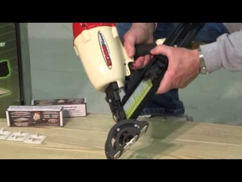 EDGEfast Decking Tool: Fastest Decking Tool worldwide ...