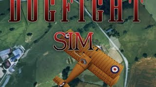 Dogfight Sim  Level1-4 - Walkthrough