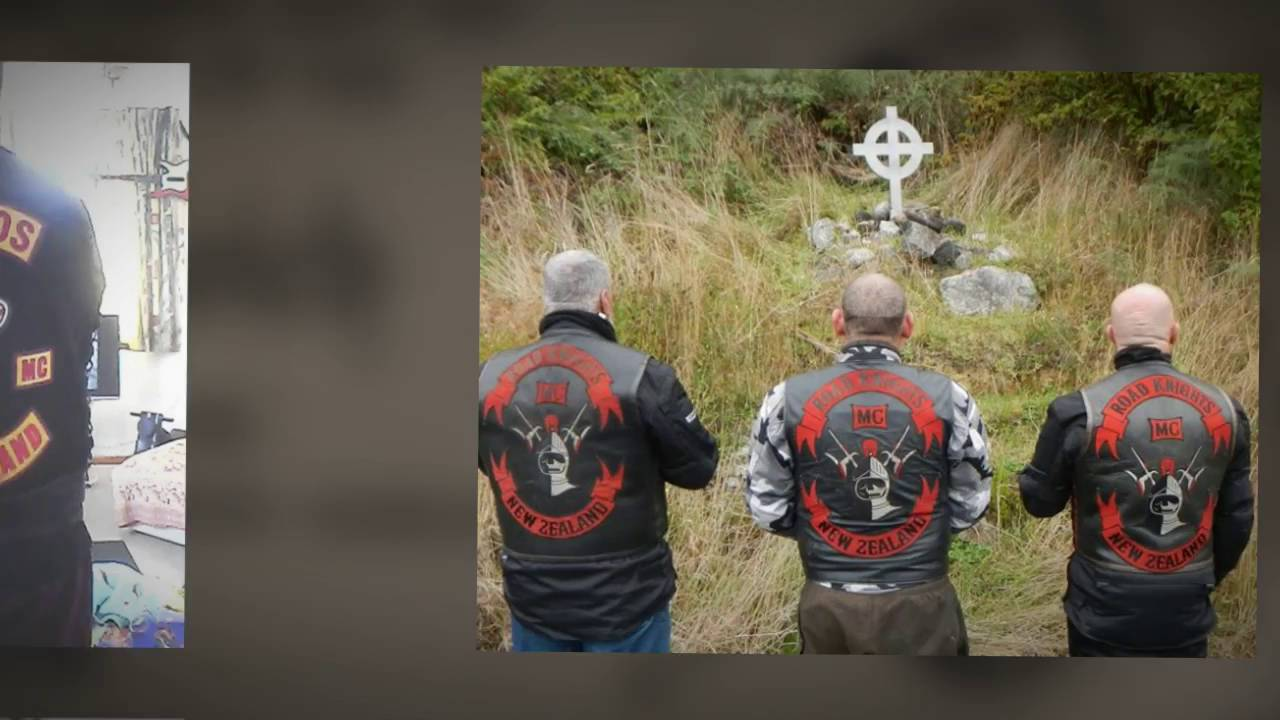 1% Motorcycle clubs of New Zealand Past and Present