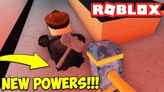 USING MY NEW BEAST POWERS / Roblox / Flee The Facility - Episode #12
