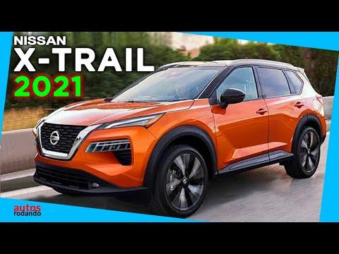 Nissan X Trail 2021 Se Ve Bonita Pero Youtube