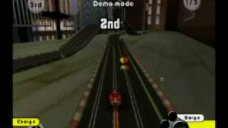 Grooverider: Slot Car Thunder (GameCube)