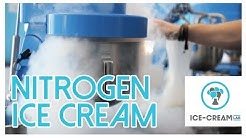 Ice Cream Lab (Liquid Nitrogen Ice Cream)