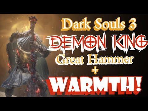 Lets Make Demon Kings Great Hammer Great Again | Dark Souls 3 Build