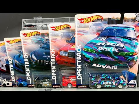 Lamley Preview: Hot Wheels Car Culture Open Track