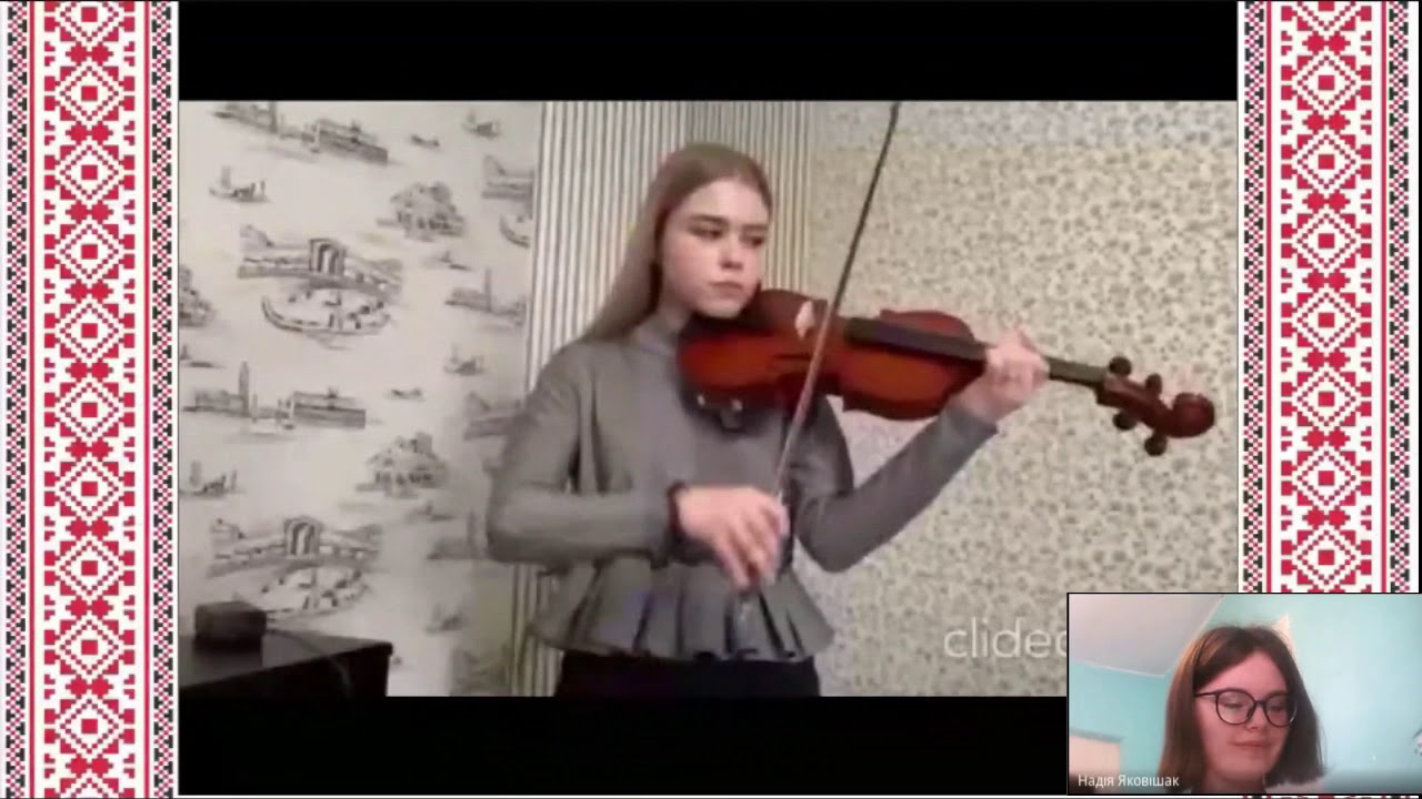 Вебінар «Професійне становлення керівника музичного виховання в ЗДО»