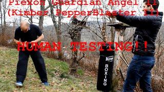 Der Test! Piexon Tierabwehrgerät Guardian Angel II im Selbstversuch!!