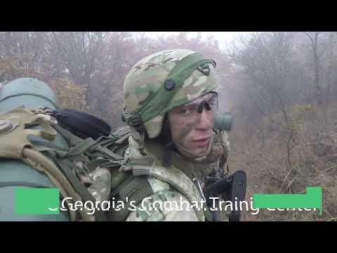 Social Media: U.S. Soldiers Support Georgia Defense Readiness Program TBILISI, GEORGIA 11.20.2018