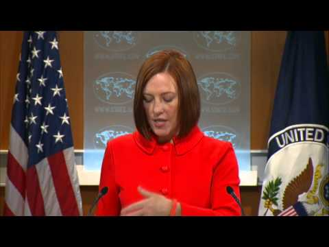 Daily Press Briefing: January 29, 2014