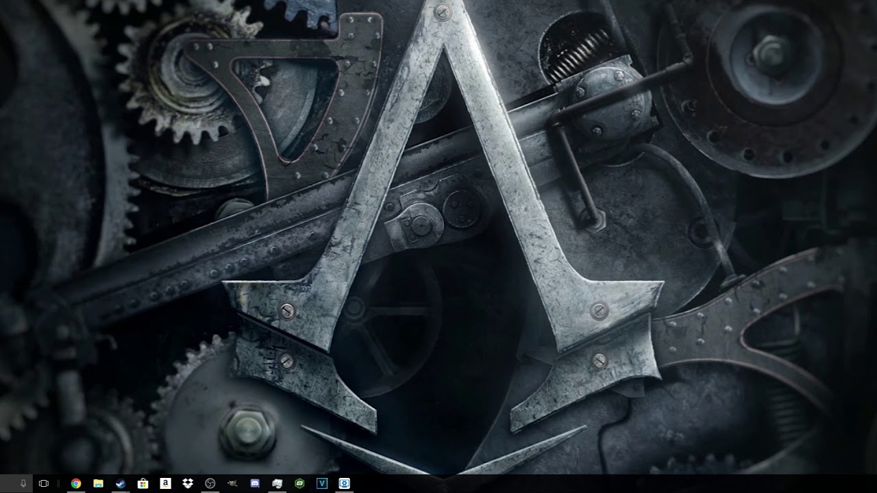 Wallpaper Engine Assassin S Creed Syndicate Youtube