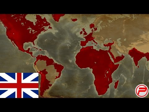 EU4 - Timelapse - British Empire