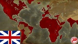 EU4 - Timelapse - British Empire