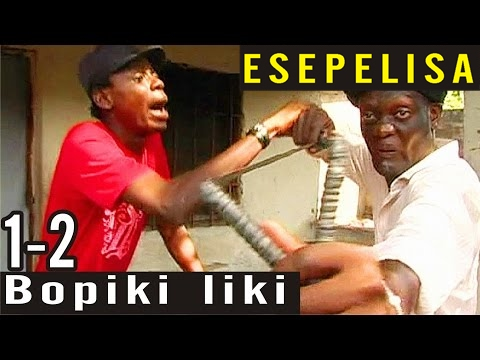 Bopiki Liki 1-2 Sai-Sai  - Eti Kimbukusu Né Pour Vaincre - Theatre Esepelisa - Esepelisa