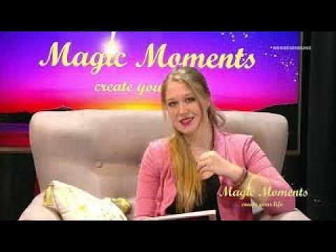 Magic Moments mit Melanie Jurak - Magie beginnt...