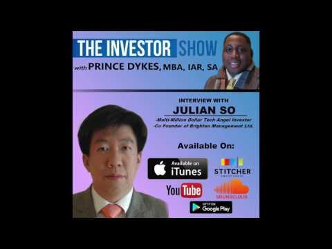 Hong Kong Multi-Millio Tech Angel Investor Julian So