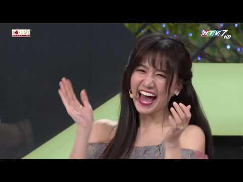 """Hari Won """"cười nghiêng ngã"""" với độ lầy của Lê Hùng   Khi Chàng Vào Bếp - Mùa 2"""