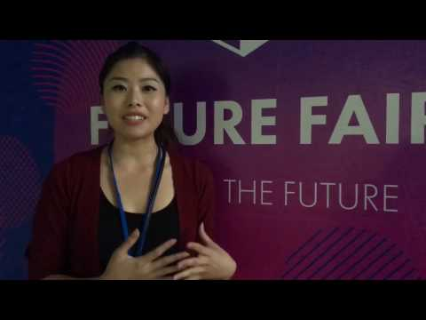Interview: Founder of Future Fair Asia 2016