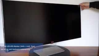 PRAD: Hands on LG UltraWide 34UM95-P