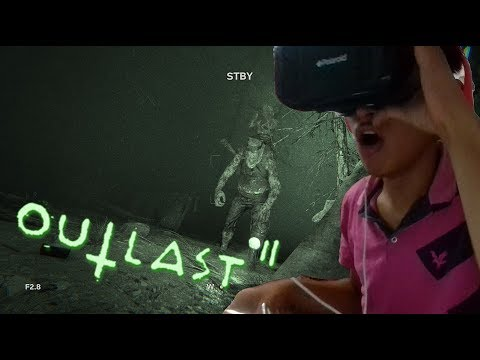 Outlast 2 en Realidad Virtual!!!. Pt.1#