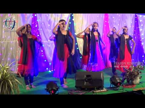 New Latest Telugu Christmas song Seetakaalamlo Choreography by Sharon Youth