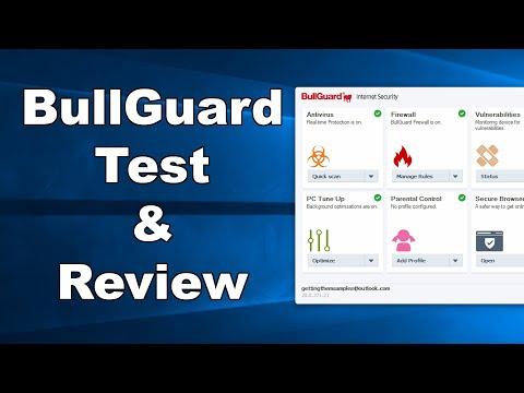 BullGuard Antivirus Test & Review 2019 - Antivirus Security Review